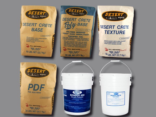 Desert Crete Products