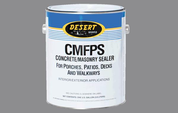 Concrete Masonry Floor Paint Sealer